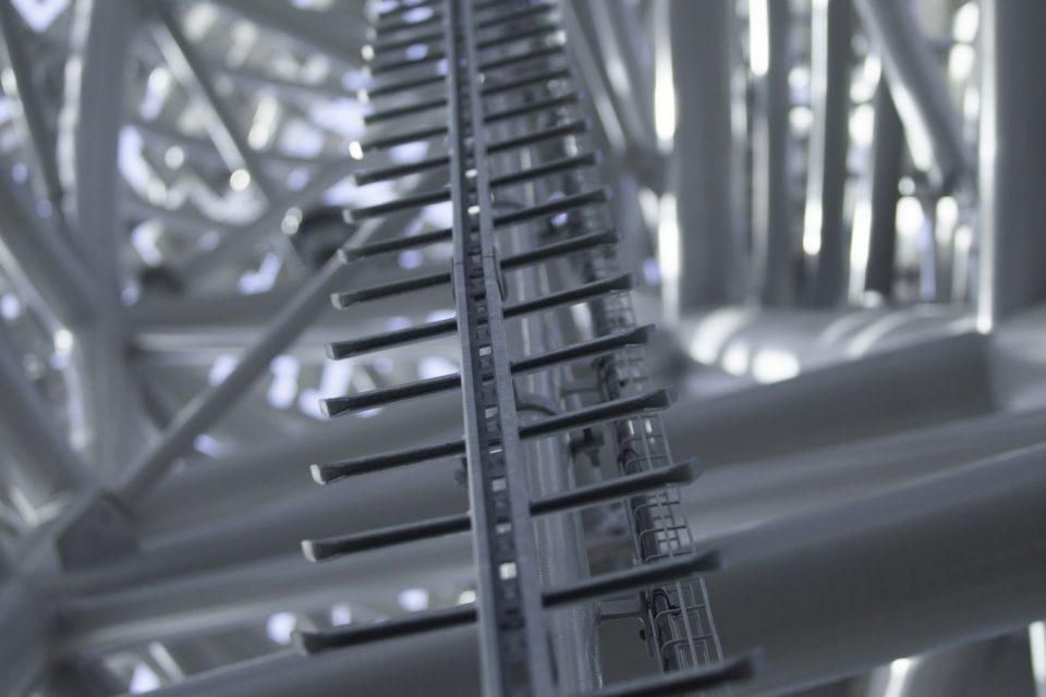ladder De Kelpies Eurosafe Solutions valbeveiliging
